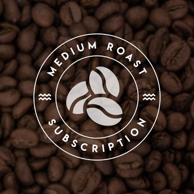 Medium Roast Subscription